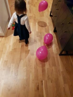 Skojigt med ballonger