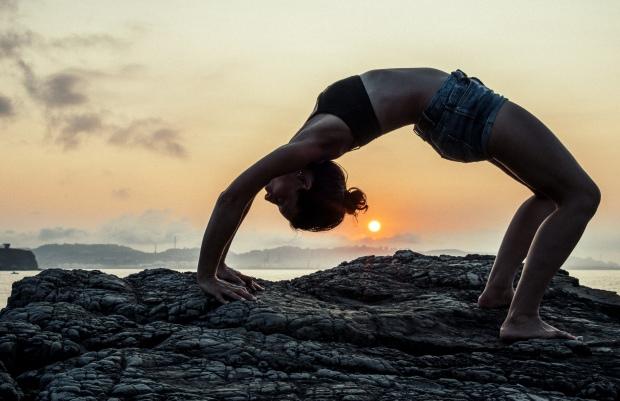 Blir du irriterad och stressad av yoga