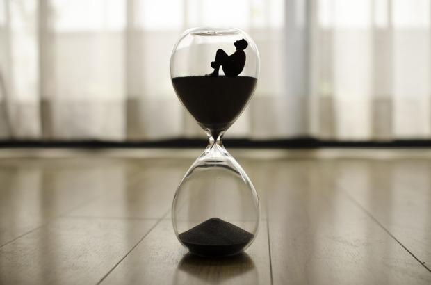 Timglaset är inte bara en illusion