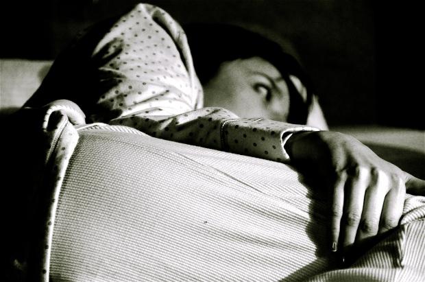 När man inte kan sova om natten